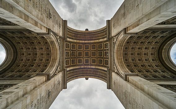 Arc de Triomphe van Michael Echteld