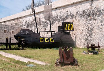 Campeche: Puerta de Tierra van Maarten Verhees