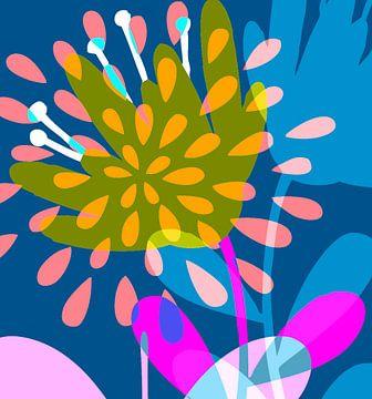 Wildblumen II von Kay Weber