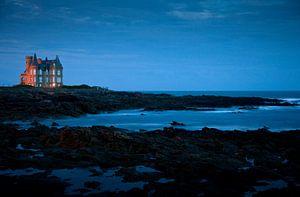 Evening, close to the atlantic