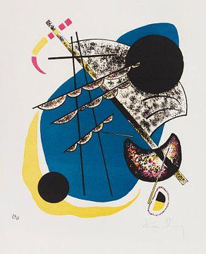 Kleine Welten II, WASSILY KANDINSKY, 1922 von Atelier Liesjes