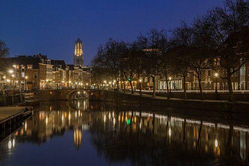 Utrecht Domtoren 7 van John Ouwens