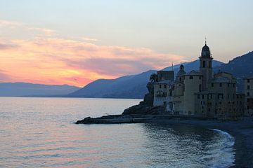 Camogli, Italië van Anouk Davidse