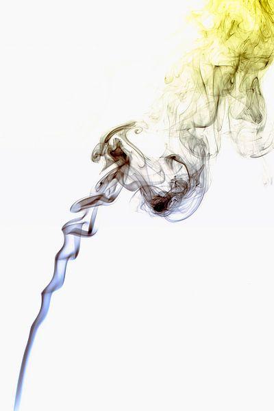 Smoke in colors van Peter Reijners