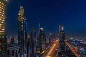 Dubai @ Level43