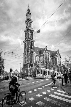 Westerkerk Amsterdam von Arno Prijs
