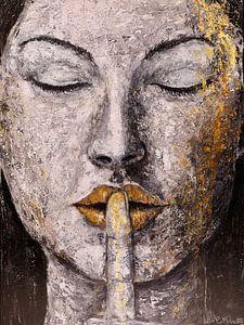 Zwijgen is goud van Christian Carrette