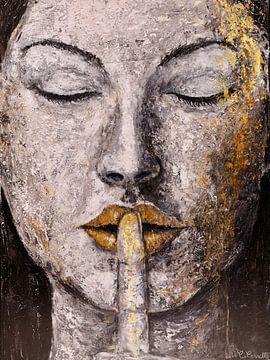 Zwijgen is goud