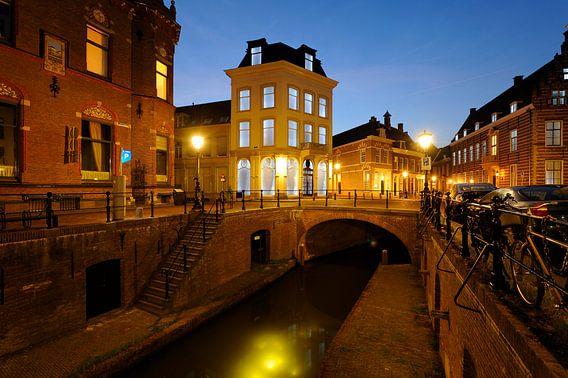Nieuwegracht, Trans en Pausdam in Utrecht (2) van Donker Utrecht