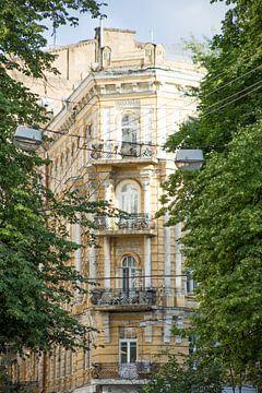 straat Kiev von marijke servaes