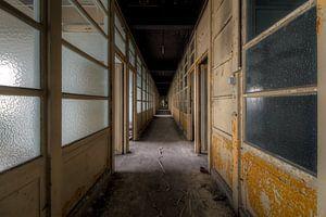 Verlassener Korridor von Vivian Teuns