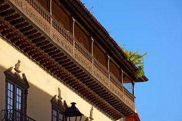 Casa de los Balcones in La Orotava von Gisela Scheffbuch