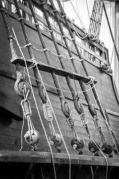 Zeilschip van Aukelien Minnema