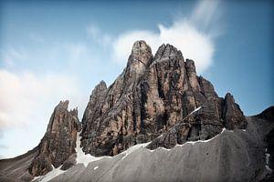Sextner Dolomiten, Italien von Ellen van Drunen