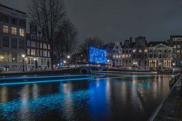 "Amsterdam Lightfestival ""Vincent van Gogh"" van ina kleiman"