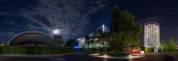 Wolfsburg bei Nacht von Christian Klös