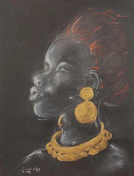 Goldschmuck. von Ineke de Rijk