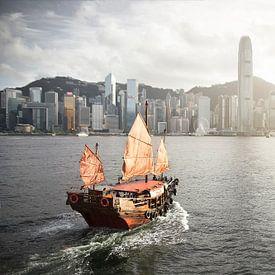 Dukling in HongKong van Claire Droppert