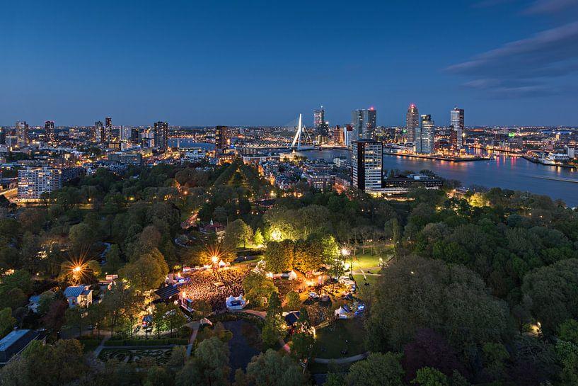 Freedom | Rotterdam | Euromast van Rob de Voogd / zzapback