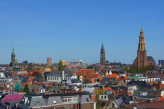 Stadsgezicht Groningen