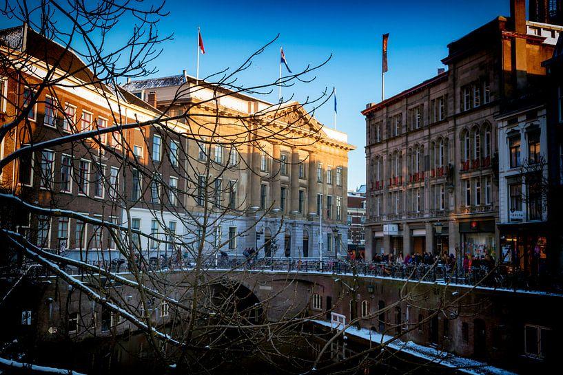 Utrecht stadhuis van Jan vd Knaap