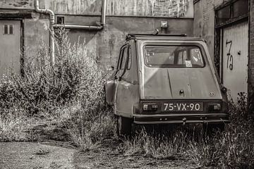 Citroen Dyane 1978 sur marco de Jonge