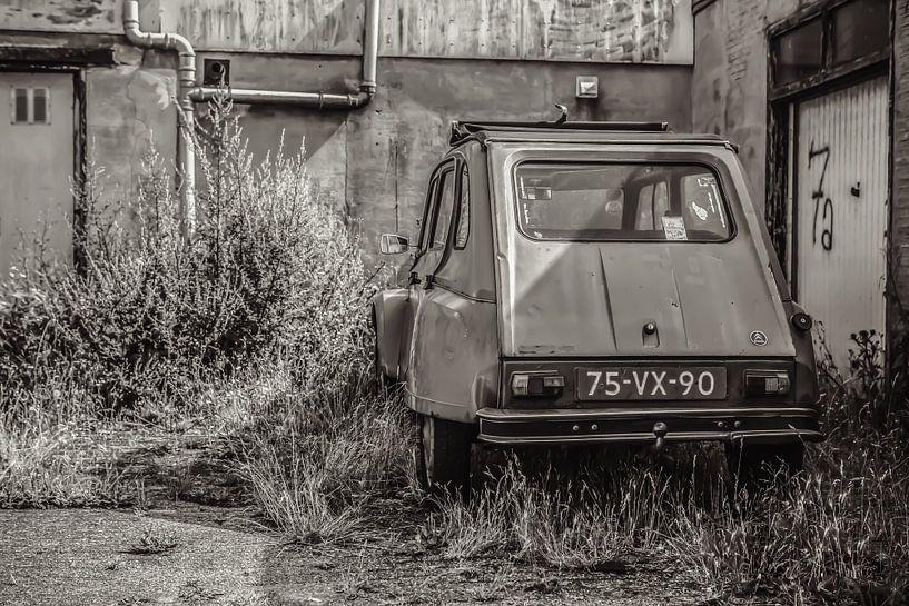 Citroen Dyane 1978 van marco de Jonge