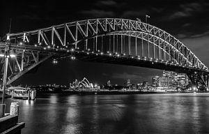 Impressive Harbour Bridge , Sydney , Australië #4