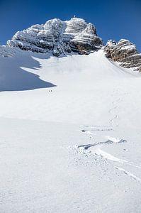 """Berglandschap """"Op Weg Naar De Top"""""""