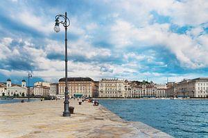 Triest, Italien von