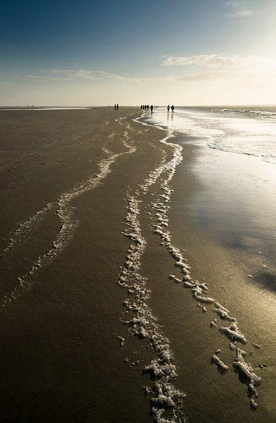 am Meer  von Annette Sturm