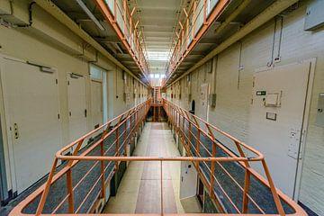 Strafvollzugsanstalt de Schutterswei von Danny de Jong
