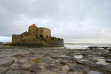 Fort Mahon in Ambleteuse van Barbara Brolsma