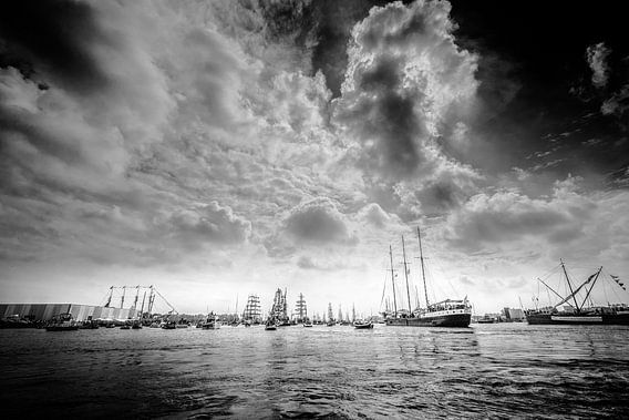 Sail Amsterdam van Joris Louwes