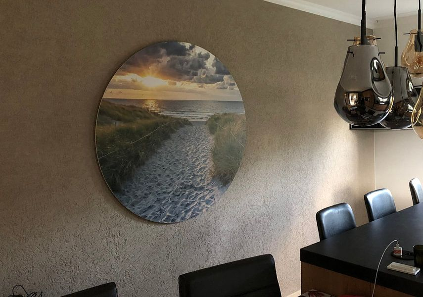 Kundenfoto: Strandaufgang Texel von Justin Sinner Pictures ( Fotograaf op Texel)