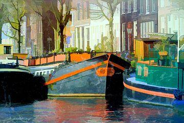 Amsterdam van Andreas Wemmje