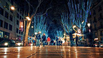 Barcelona - La Rambla sur Alexander Voss