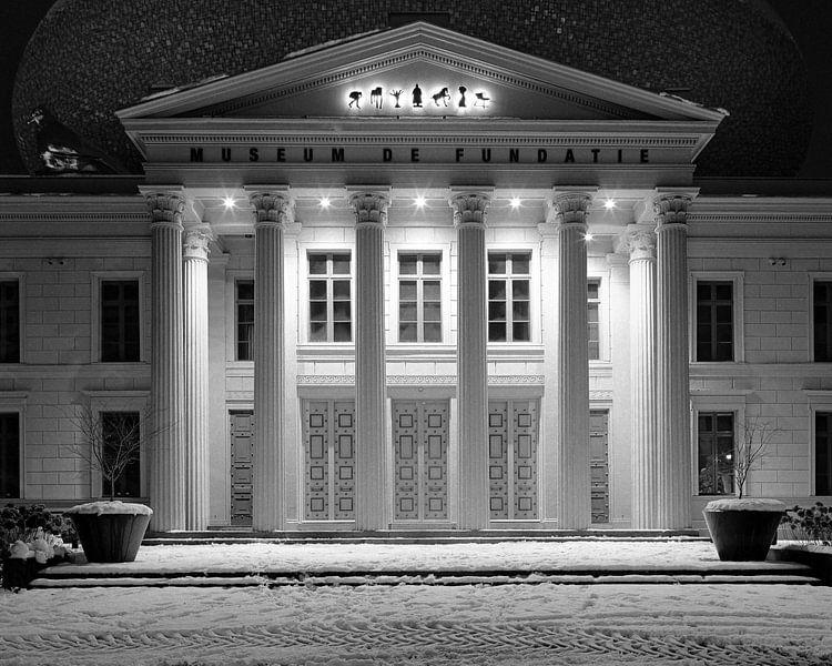 Museum de Fundatie Zwolle van Erwin Zeemering
