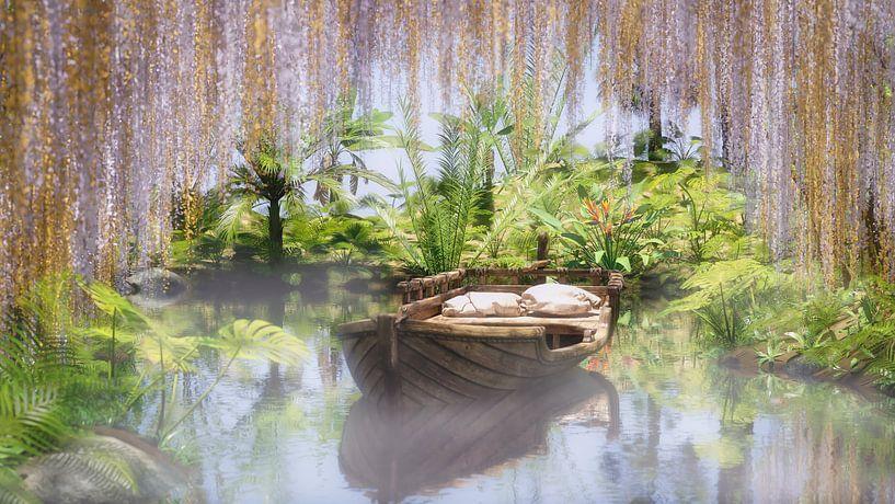 Secret River von Wybe van der Veen