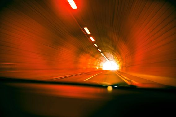 Tunnelvisie van Sytse Dijkstra