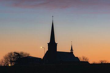 église de Heteren sur Tania Perneel