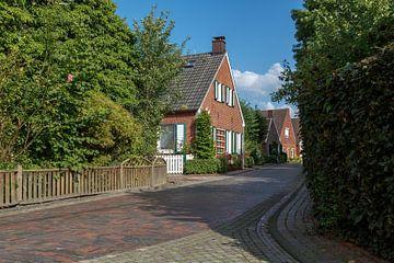 Dorfstrasse van Rolf Pötsch