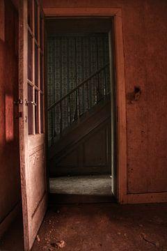 Een eng spooky huis van Melvin Meijer