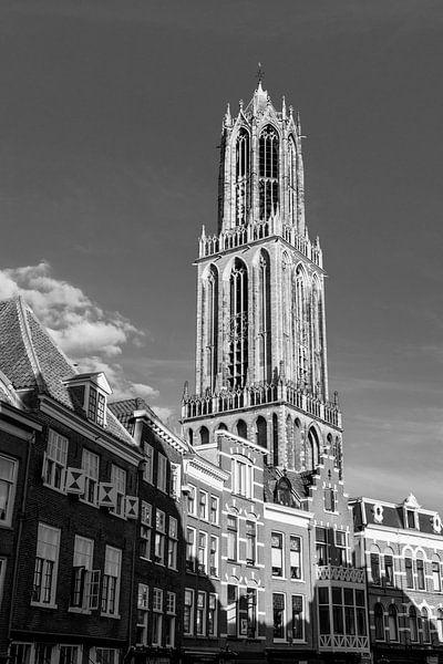 Domtoren van Utrecht van Juriaan Wossink