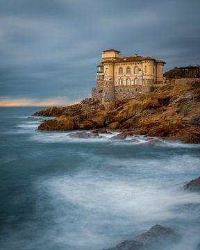 Das Schloss von Boccale II von Teun Ruijters