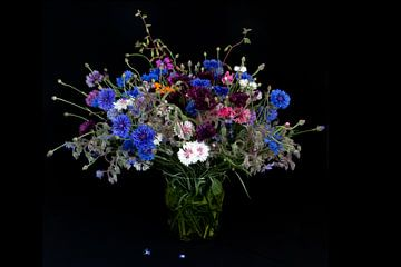 Wilde Blumen von Franke de Jong
