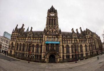 Albert Square Manchester England von eric piel