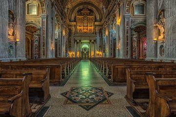 Basilika Oudenbosch innen von Maurice Vroegrijk