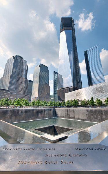 Het 9/11 Memorial van Jeroen Middelbeek