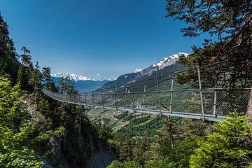 Hangbrug,  Bisse Torrent-Neuf Zwitserland